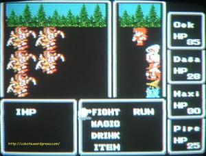 Final Fantasy para el nes, 1987