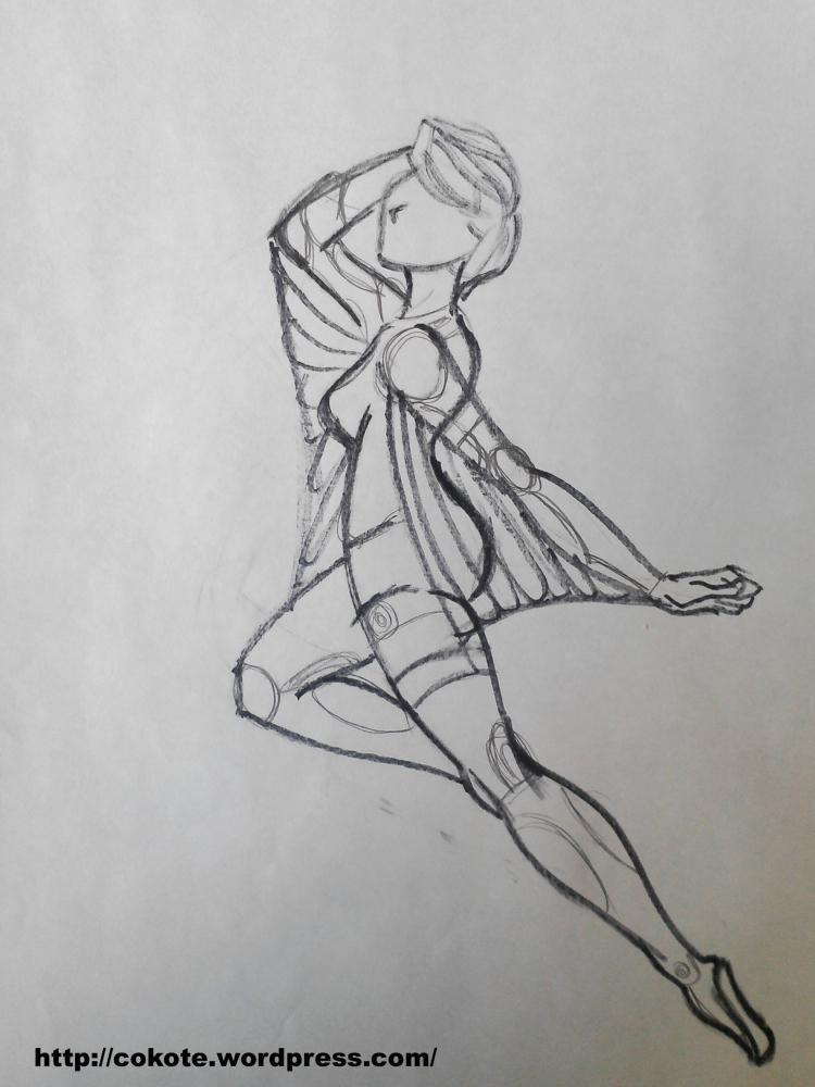 Modelando una figura... =D (parte dos) (5/6)