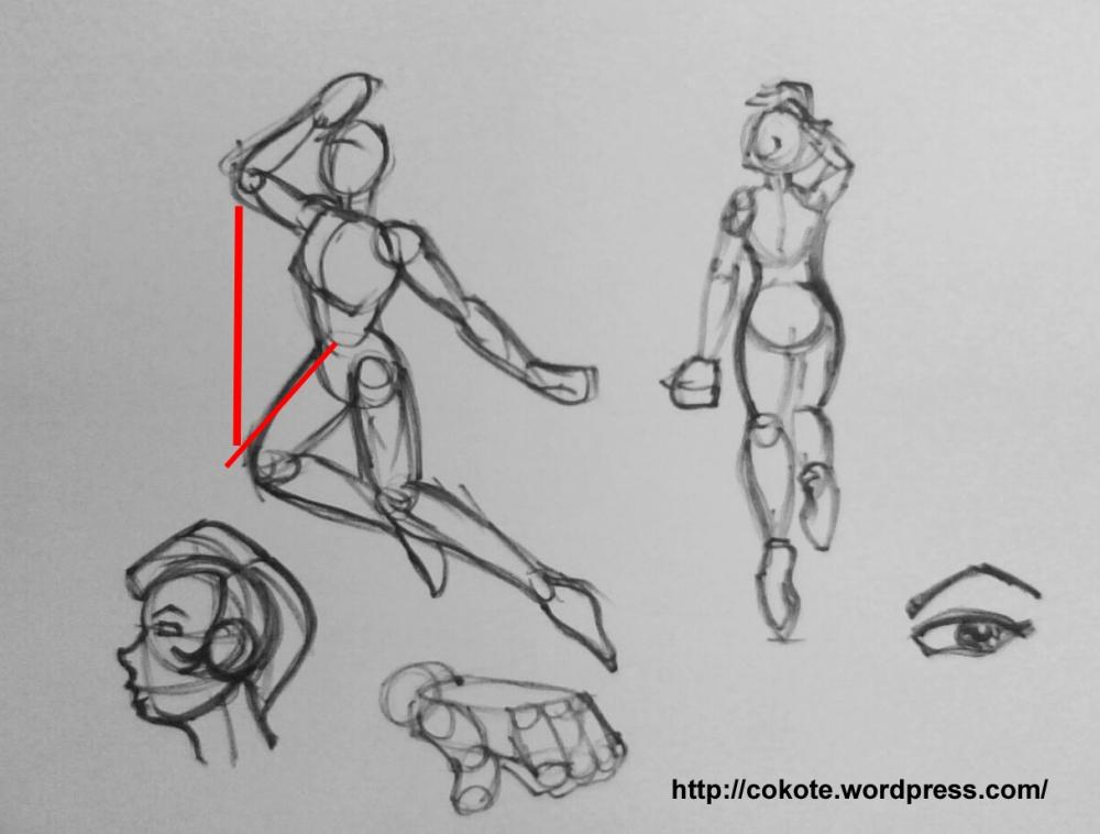 Modelando una figura... =D (Parte cuatro) (1/6)