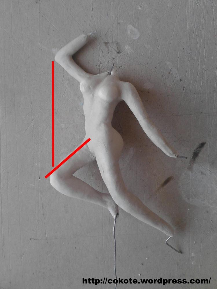 Modelando una figura... =D (Parte cuatro) (2/6)
