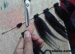 000 Cokote bjd peluca(20)